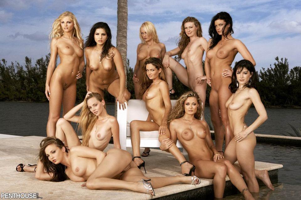 голые девушки фото галереи бесплатно