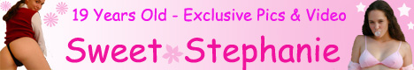 Official Sweet Stephanie Website