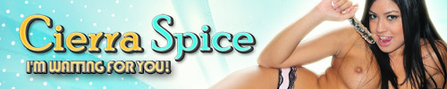 Cierra Spice official website